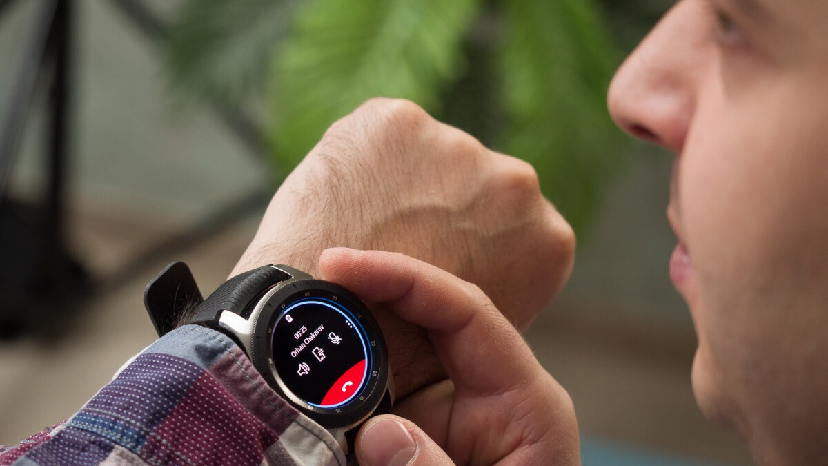 Best Buy has the LTE-enabled Samsung Galaxy Watch on sale with a nice freebie included