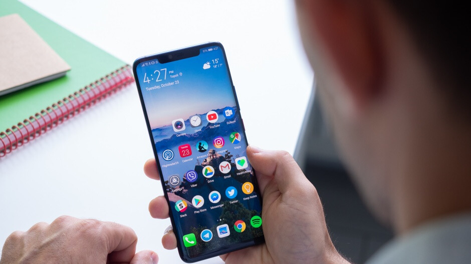 We still don't know if future Huawei phones will run Android, and neither does Huawei