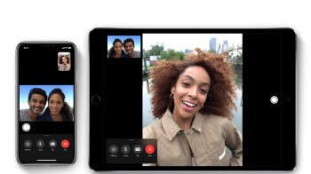 iOS 13 introduces eye contact simulation to FaceTime