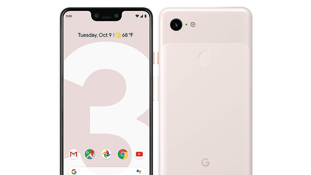 purchase cheap d0b35 3361d Excellent' Google Pixel 3 XL with 60-day warranty costs a measly ...