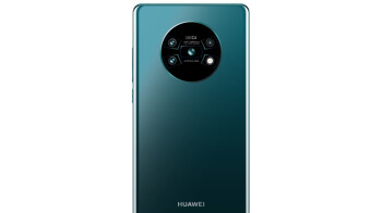 This could be our first glimpse of the Huawei Mate 30 (or Mate 30 Pro) circular camera setup