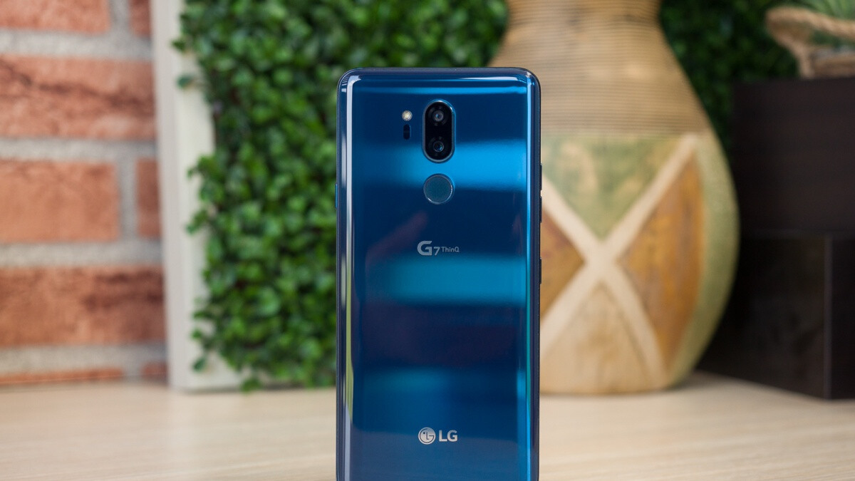 The second US carrier to deliver Android Pie for the LG G7 ThinQ is not one of the 'big four'