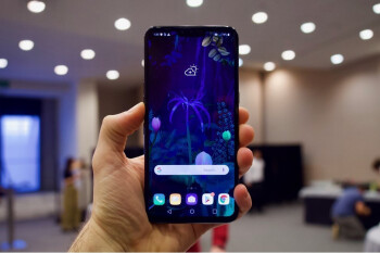 LG falls behind Samsung in phone OLED displays, may source them from China
