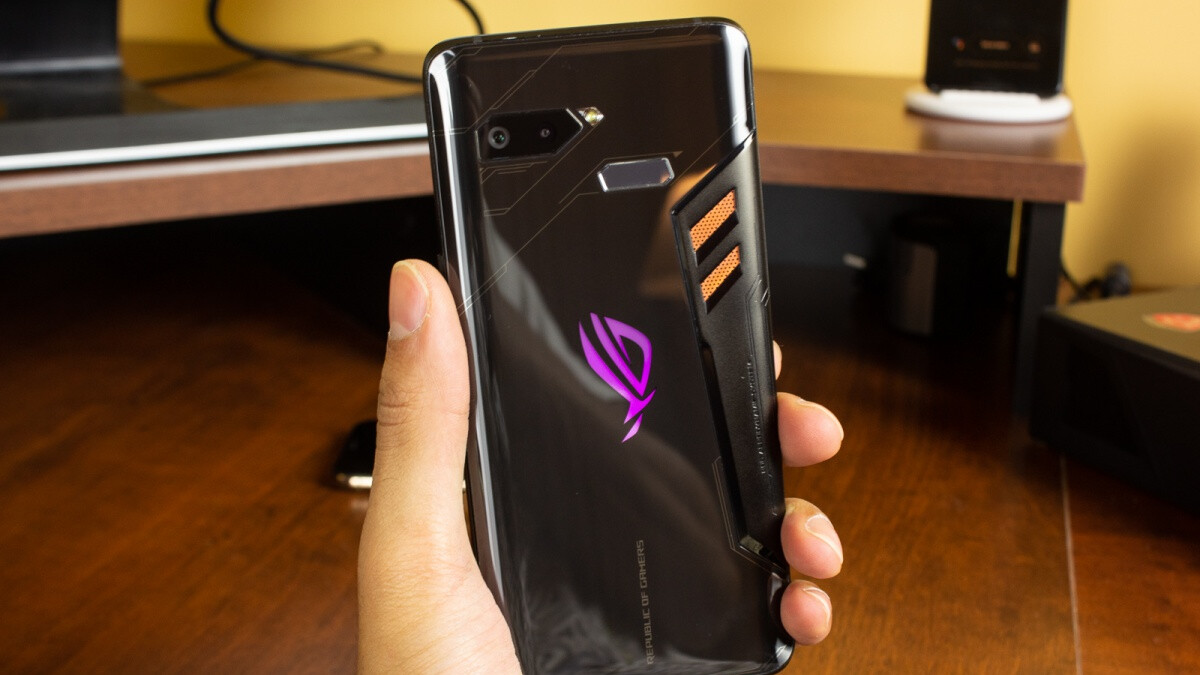 Mobile gamers, rejoice - the Asus ROG Phone 2 launch is right around the corner