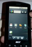 Alpha release of Android 2.2 for the Acer Liquid is now available