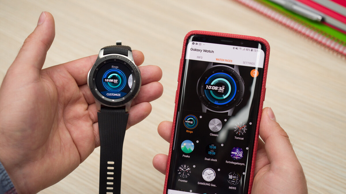 Samsung has new deals on Galaxy Watch and Gear S3 smartwatches