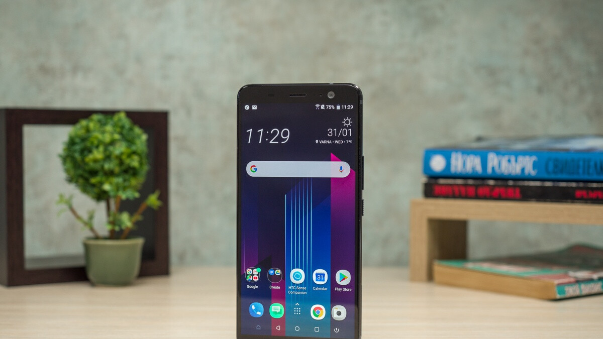 HTC's third high-end phone is updated to Android 9.0 Pie, but no global rollout is underway yet