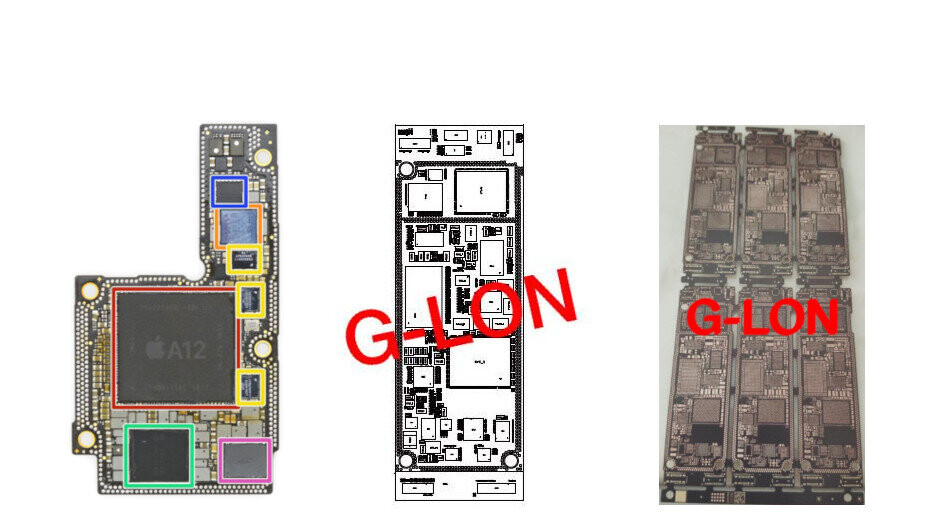 Repair shop leaks the 2019 iPhone logic board, hinting at big changes under the hood