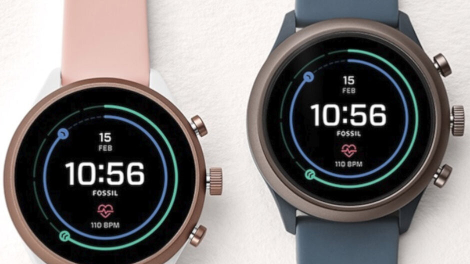 Fossil massive sale offers deep discounts on touchscreen and hybrid smartwatches