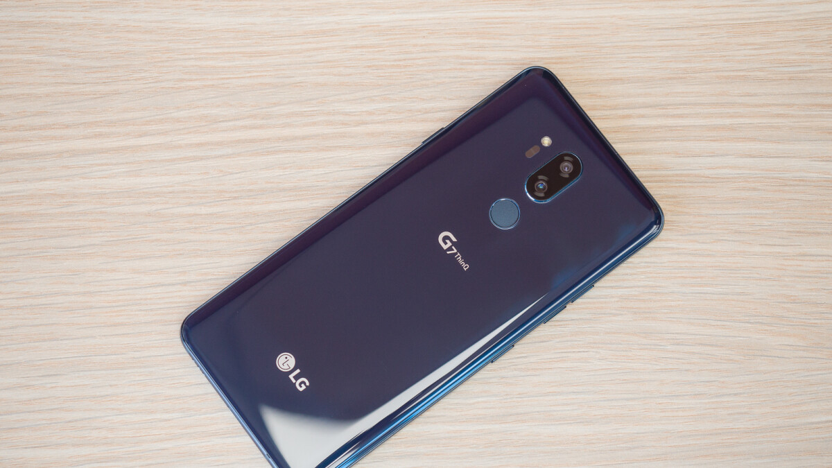 T-Mobile starts rolling out Android 9 Pie update for LG G7 ThinQ