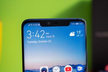 Huawei Mate 30 Pro leak hints at return of wide notch, Face ID-like tech