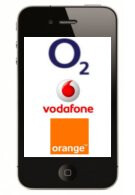 The iPhone 4 is given the green light for Vodafone, O2, and Orange