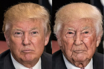 No, you probably shouldn't be using viral sensation FaceApp to make yourself look older