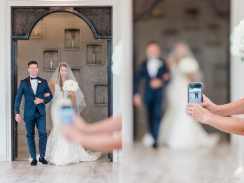 Wedding photographer rants against iPhones at weddings, goes viral