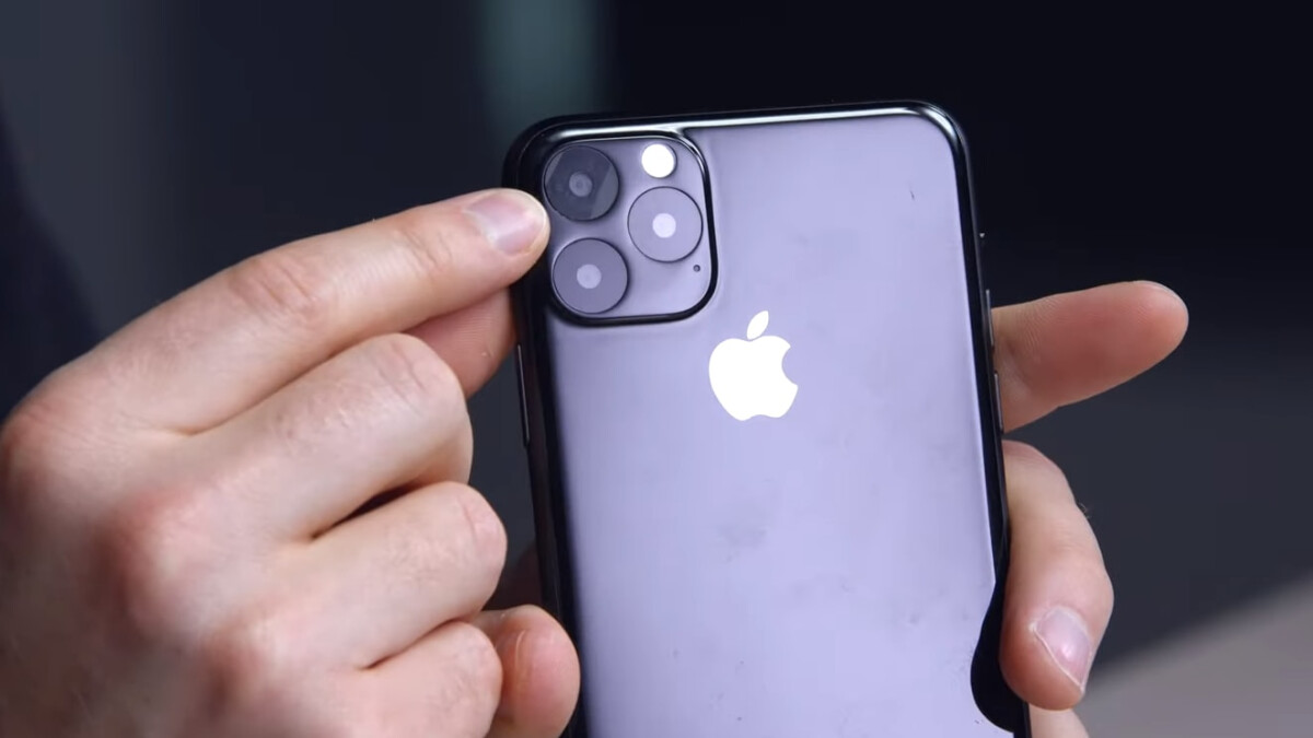Here's what the iPhone 11 Max will probably look like