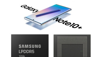 Note 10 may be released with ultrafast 12GB DDR5 memory, Samsung preps 16GB for Note 11