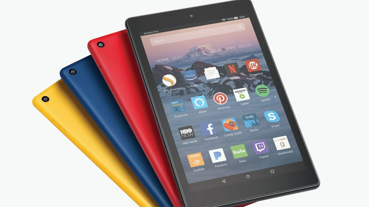 Woot has brand-new Amazon Fire HD 8 units on sale at big discounts, no Prime needed