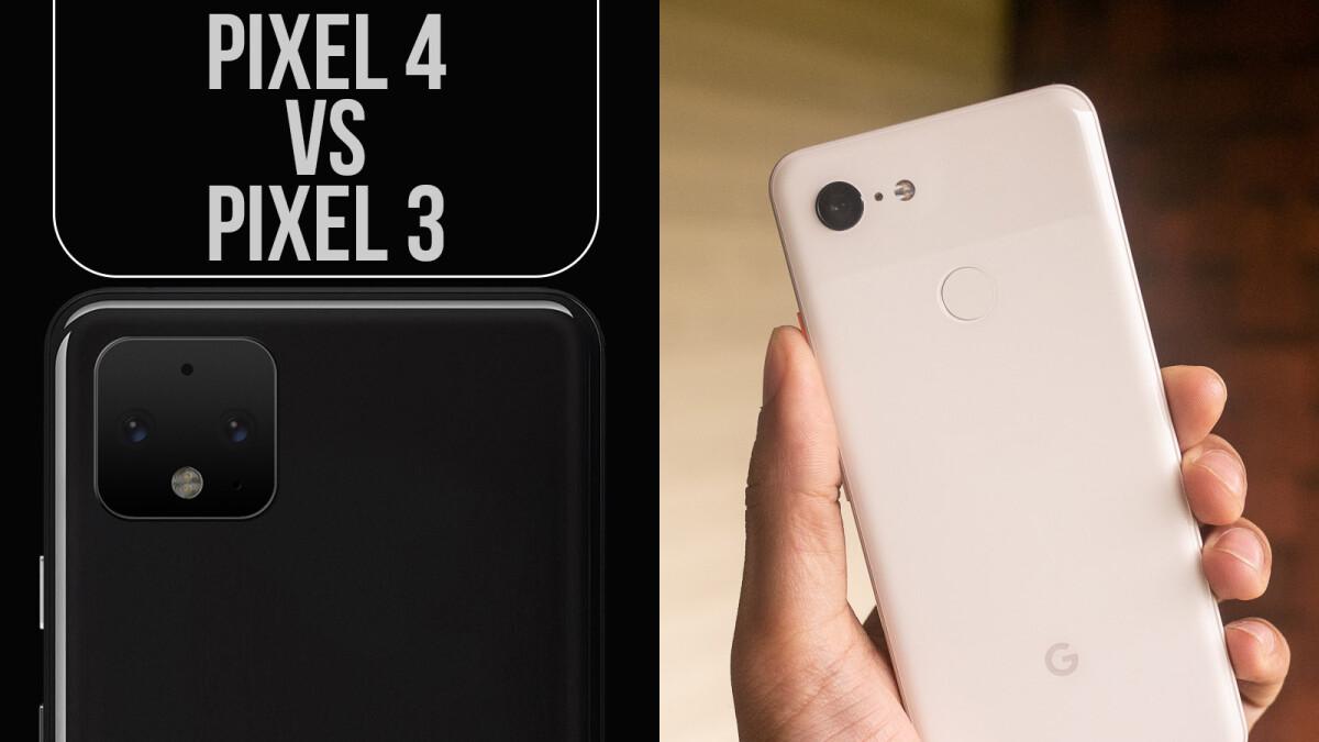 Pixel 4 XL vs Pixel 3 XL: specs comparison - PhoneArena