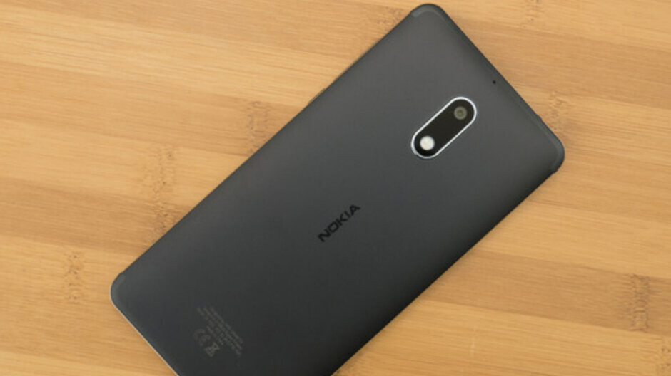 2017 Nokia 6 (with Android 9 Pie) is priced under $130 at Amazon