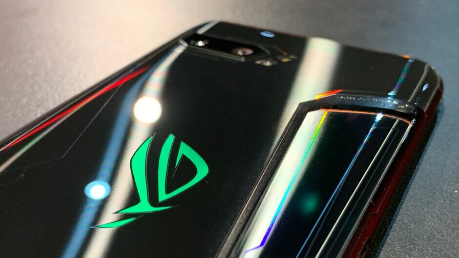 ROG Phone 2 will have a switch to