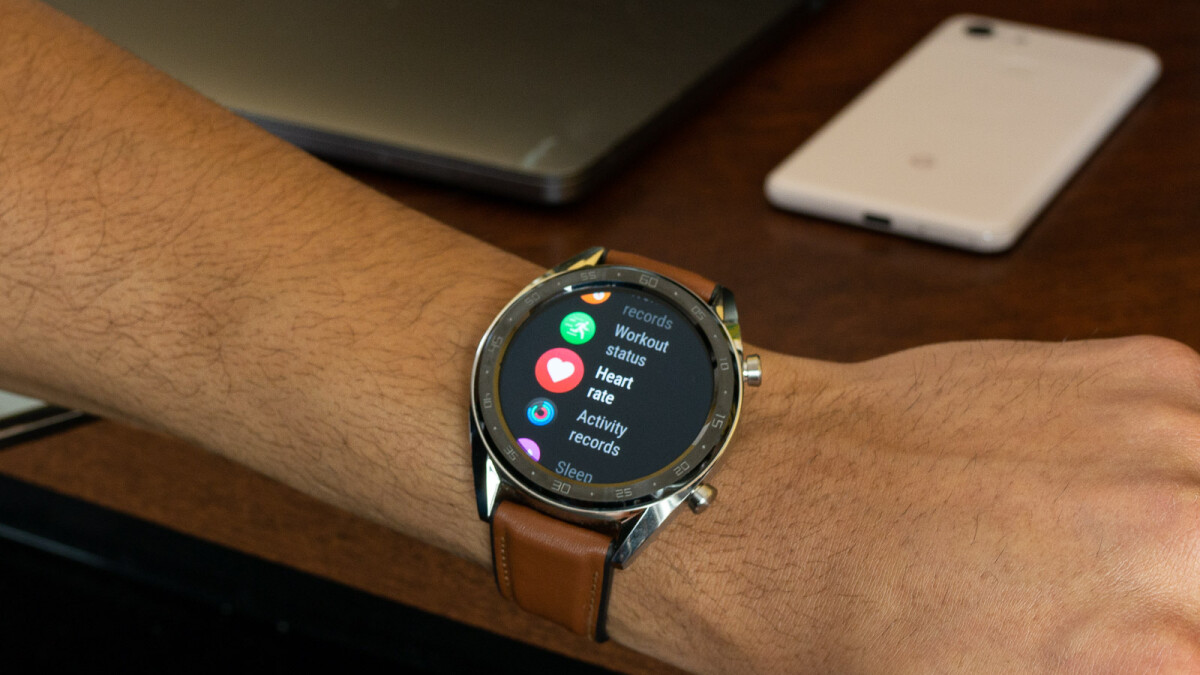 Huawei Watch 3 seemingly on the way; could be powered by Wear OS