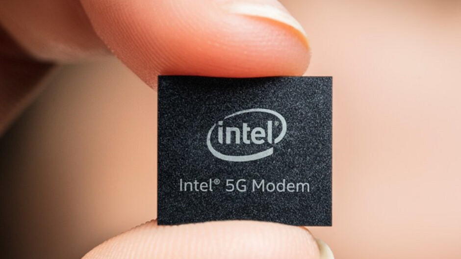 Apple reportedly is close to buying Intel's modem chip business