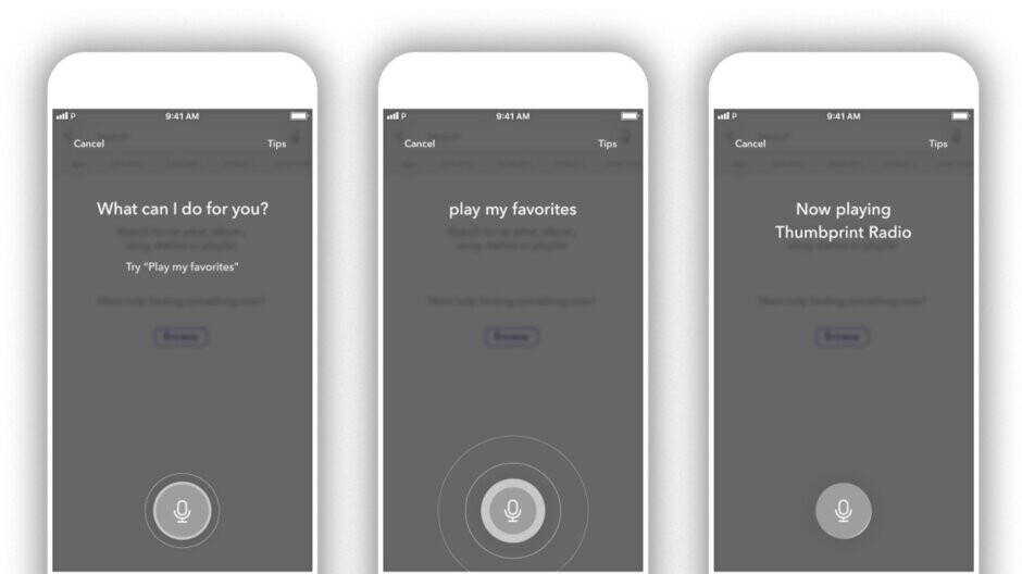 Pandora bietet seinen Sprachassistenten für alle Benutzer von Android- und iOS-Geräten