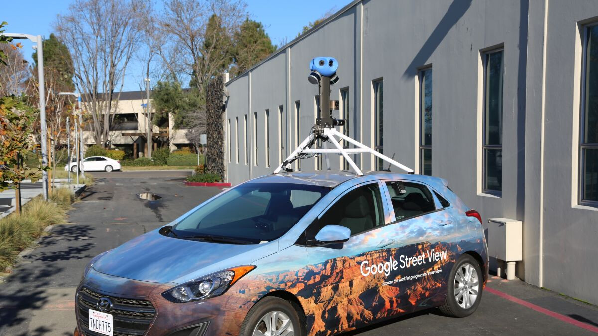 Street View cars collected private data, and Google gets fined... again