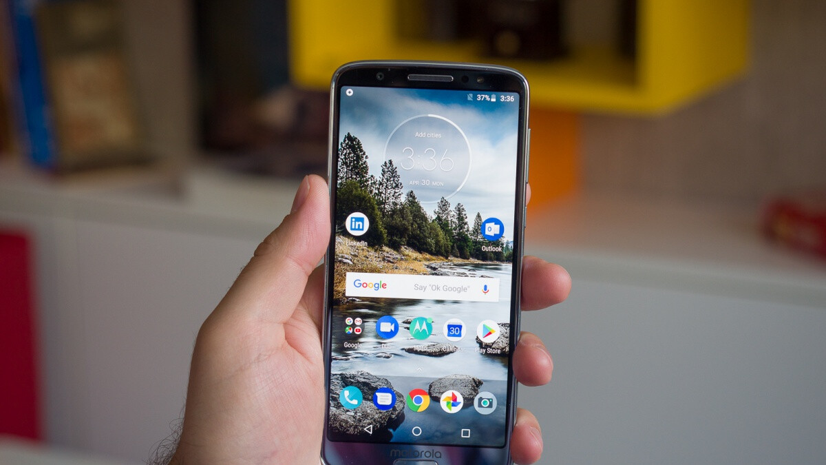 The excellent mid-range Moto G6 is on sale at Best Buy for a measly $60 and up