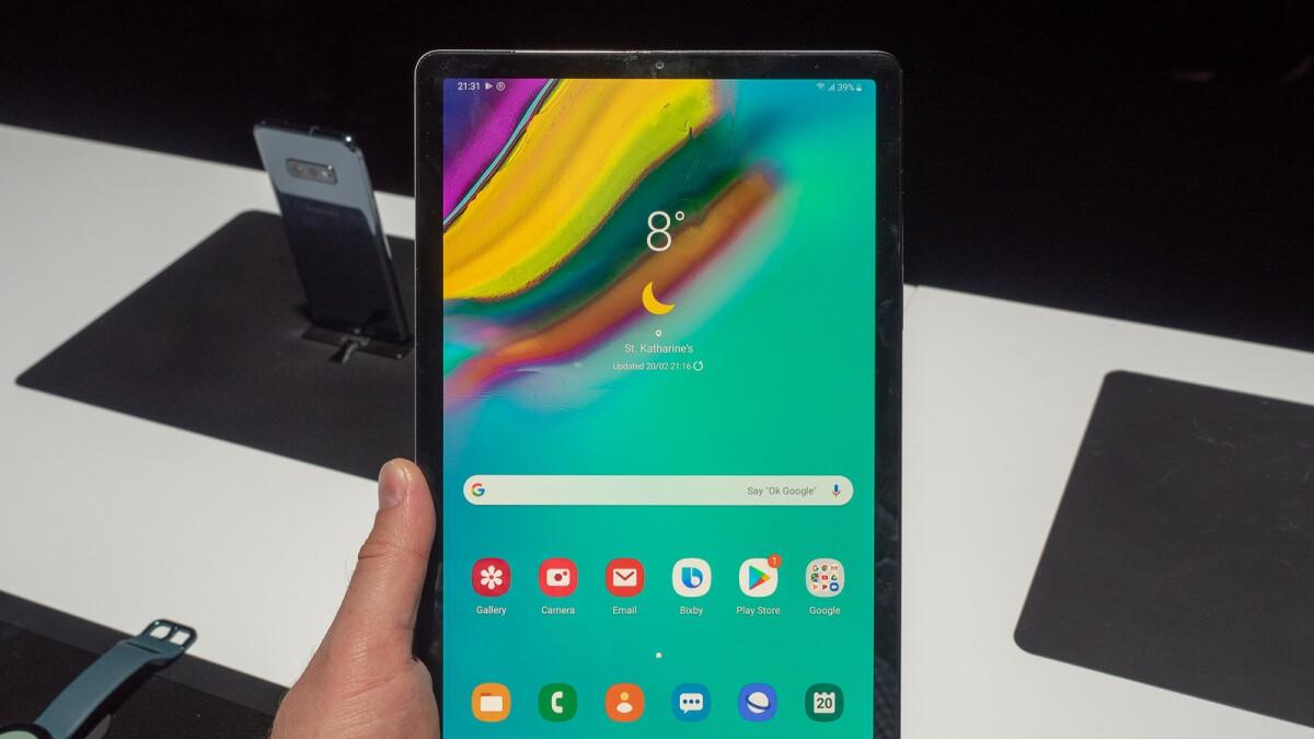 Samsung Galaxy Tab S5e and Galaxy Tab A 10.1 (2019) score cool new discounts
