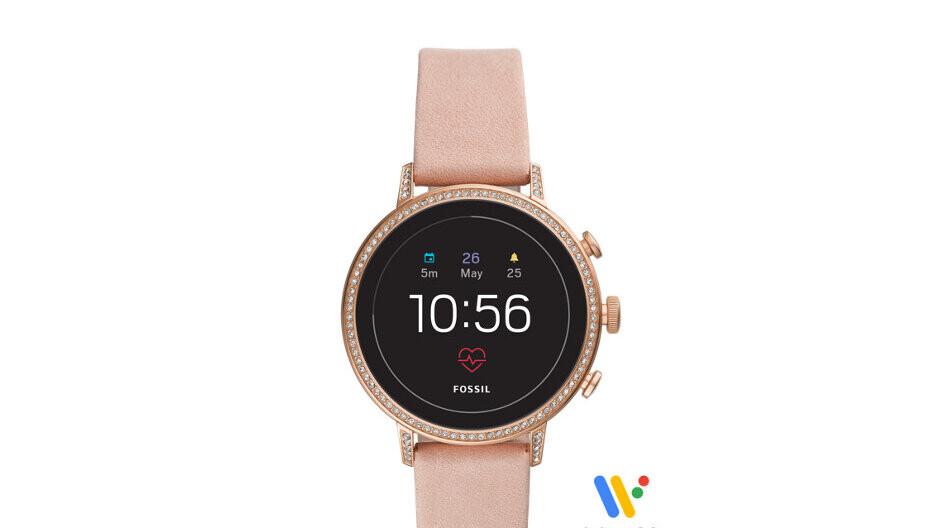 Deal: Gen 4 Fossil Venture HR smartwatch on sale for just $175 ($100 off)