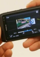 Latest tour of the Nokia N8 demos its video & photo editing abilities