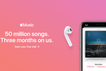 Apple Music trial may shrink from three months to just one