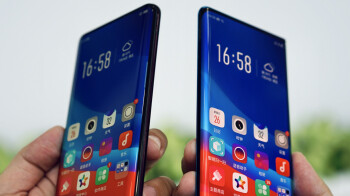 Oppo's 'waterfall display' beats Samsung at its own curvy game, but we aren't sold