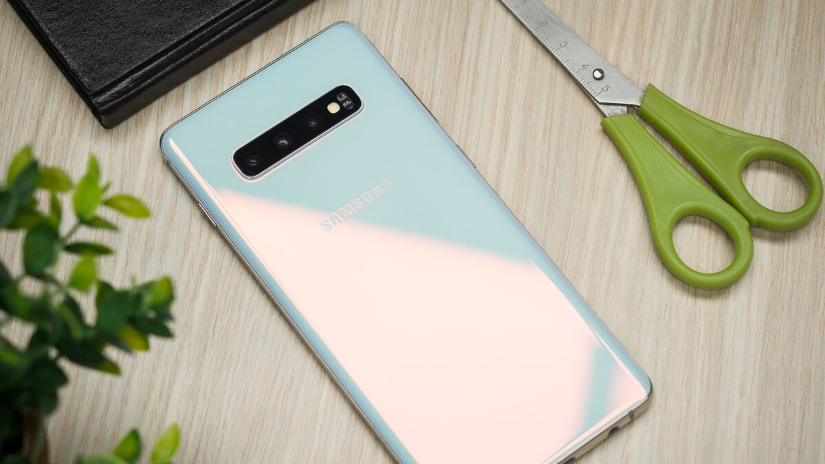 Samsung Galaxy S10/S10+ update brings manual Night Mode to Sprint users
