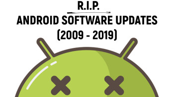 Android updates don't matter anymore