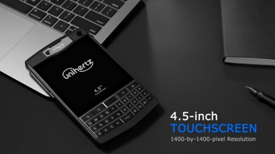 Unihertz An Phone With Qwerty