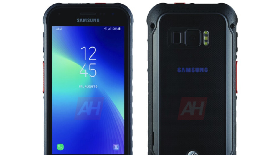 Samsung Galaxy Active rugged smartphone for AT&T leaks in press render