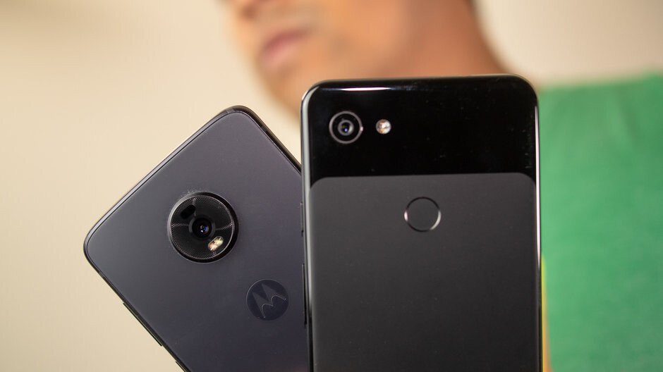 Motorola would thrive if it created a rival to Google's