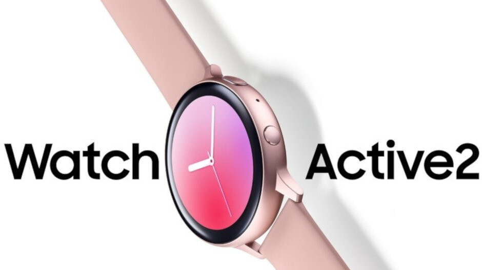Leaked images show the Samsung Galaxy Watch Active 2 from all angles