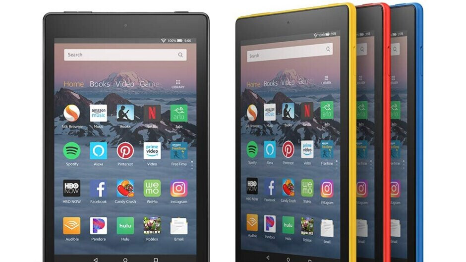 separation shoes fa51e 43cba Best Buy brings back Amazon's Prime Day deals on the Fire tablet ...