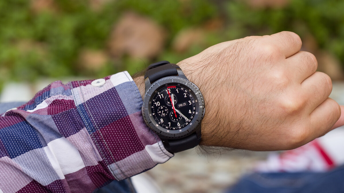 Samsung Gear S3 hits new all-time low price on eBay in open box condition with warranty