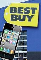 Best Buy stores will have at least 45 iPhone 4 handsets per store on launch day?
