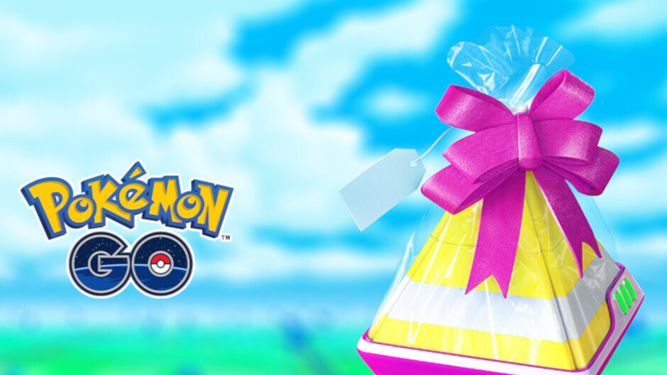 Pokemon GO announces special gifting event running until mid-August