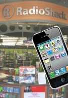 RadioShack will also be selling the iPhone 4 on launch day