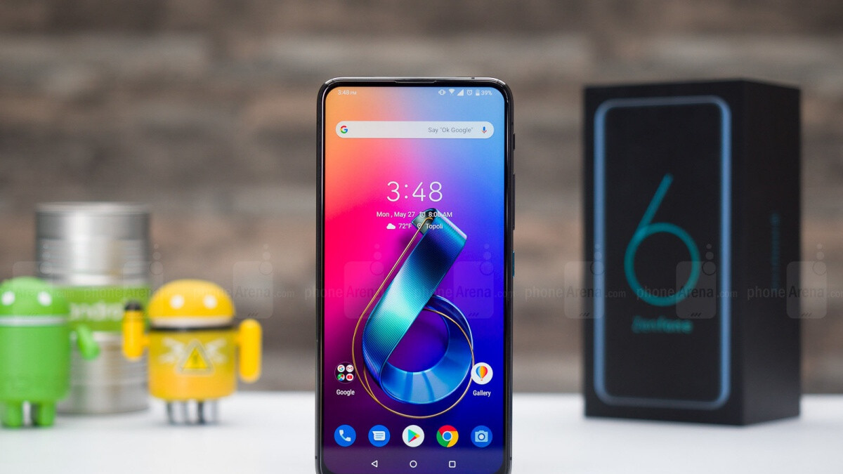 Asus ZenFone 6 finally goes up for US pre-orders at an unrivaled price