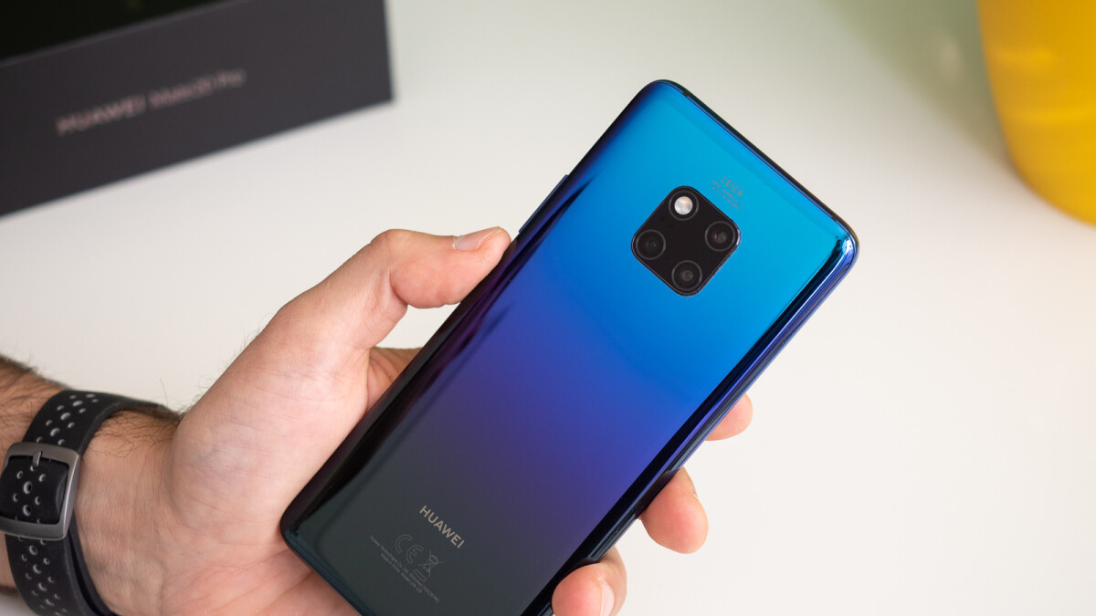 Huawei Mate 30 Pro may sport two 40MP cameras and have a