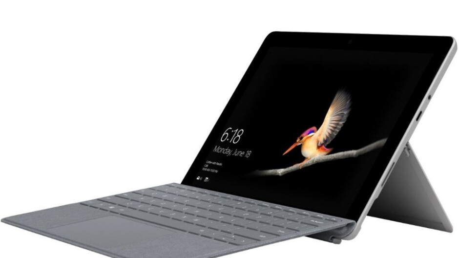 Microsoft takes $80 off Surface Go if you buy the tablet with a keyboard