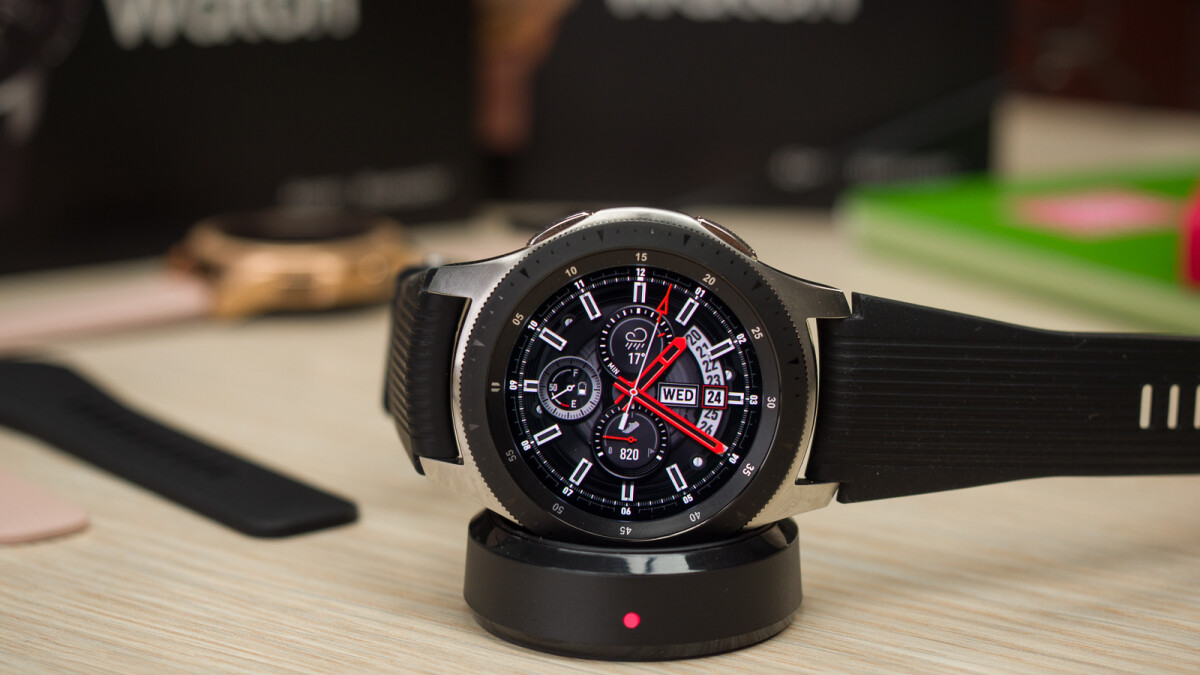 Samsung Galaxy Watch update adds improvements, alarm-related changes