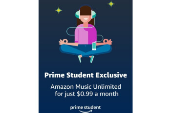 Amazon Music Unlimited permanently drops to $0.99 a month for Prime Student members